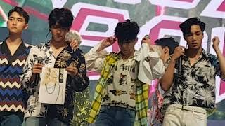 Video 020917 KBS Music Bank in Jakarta - EXO Lotto & Ending MP3, 3GP, MP4, WEBM, AVI, FLV Desember 2017