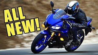 9. All New 2019 Yamaha R3! First Impressions