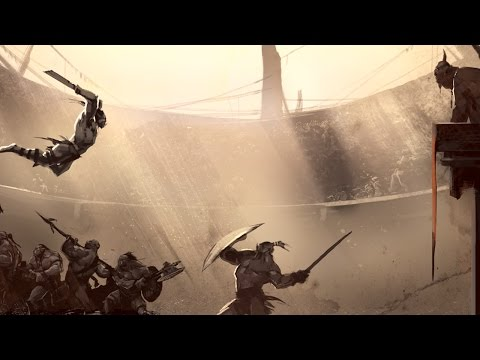 Lords of War Series Teaser Trailer