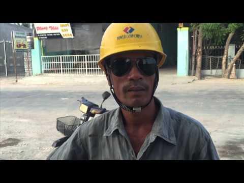 17/04/15 - PHÓNG SỰ TỪ VIỆT NAM: Trở lại Bình Thuận sau một ngày bạo động