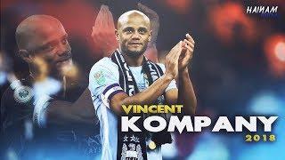 Video Vincent Kompany - Manchester City - Defensive Skills - 2018 HD MP3, 3GP, MP4, WEBM, AVI, FLV Juli 2018
