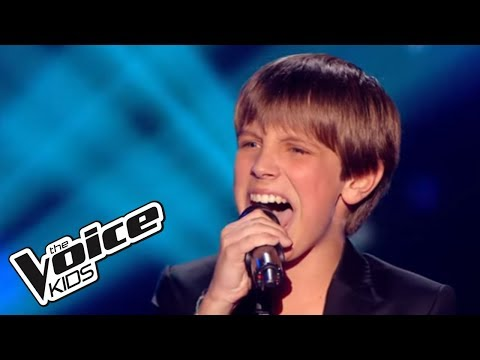 I Will Always Love You - Whitney Houston | Léo  | The Voice Kids 2015 | Blind Audition