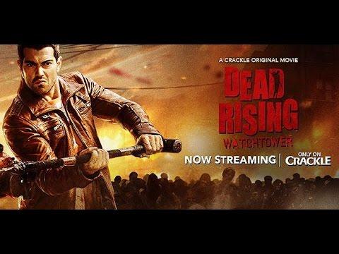 Unboxing Dead Rising Watchtower:La Rebelion de los Muertos  Blu-Ray