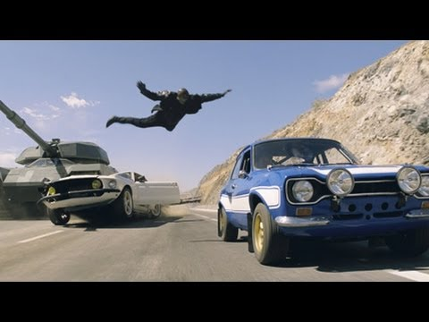 Fast and Furious 6 HD Trailer FF6