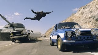 Fast&Furious 6 - Big Game Spot