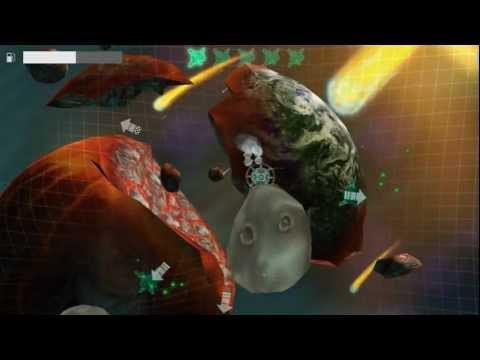 Video of Gravity Rocks