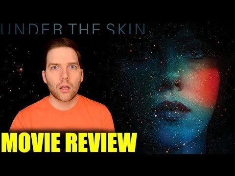 Under the Skin - Movie Review
