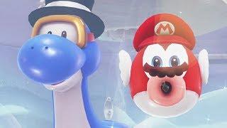 Super Mario Odyssey - I Am A Fish! - Part 8