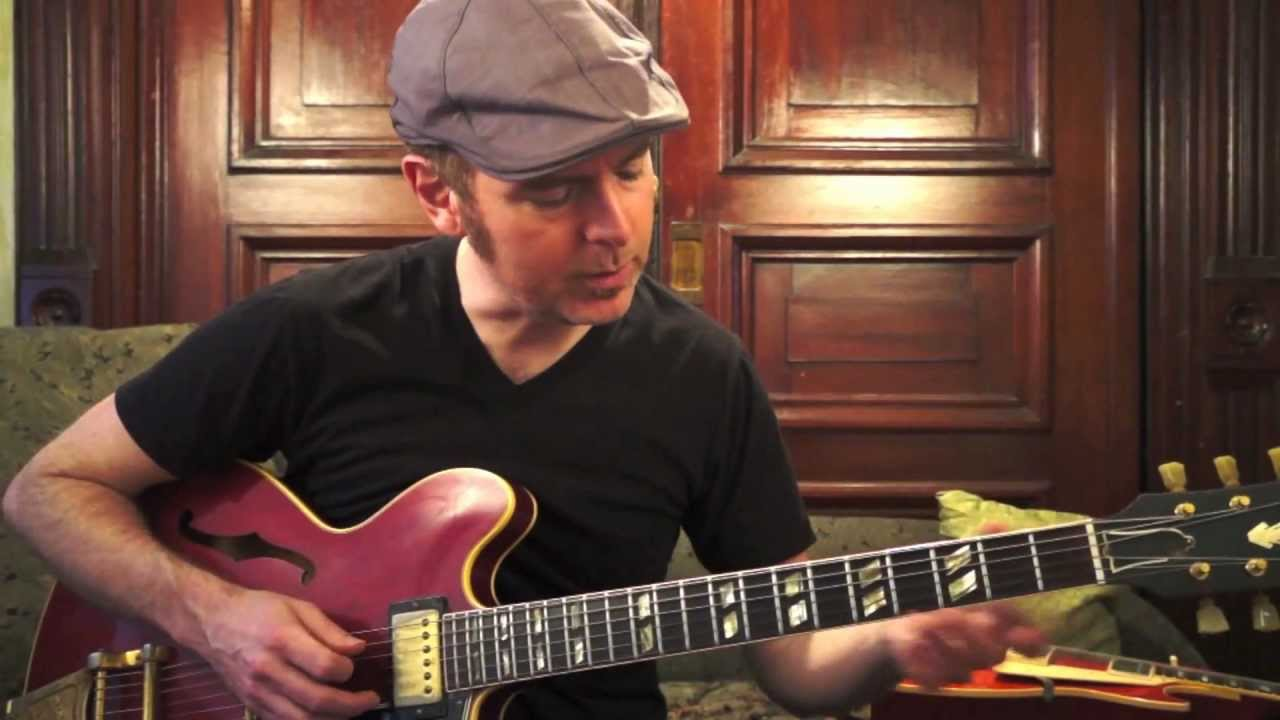Tighten Up Your Blues – #7 Blues Rhythm Essentials – Guitar Lesson – Jeff McErlain