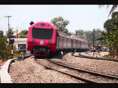 Indonesia Train ( Kompilasi )