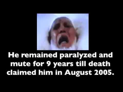 Question: Who Silenced Ahmed Deedat?...Answear: YHWH GOD of Bible!