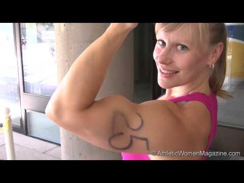 Wendy Lindquist Biceps