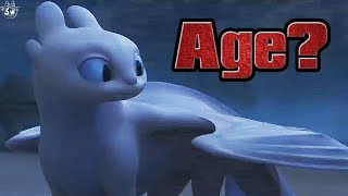 Video How Old is the Light Fury? How to train your Dragon: The Hidden World MP3, 3GP, MP4, WEBM, AVI, FLV Juni 2018