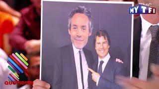 Video Le nouveau voisin de Yann Barthès ? Tom Cruise - Quotidien du 11 Avril MP3, 3GP, MP4, WEBM, AVI, FLV Agustus 2017