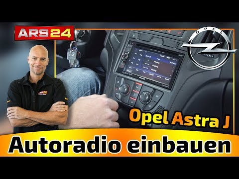 comment demonter un autoradio opel zafira