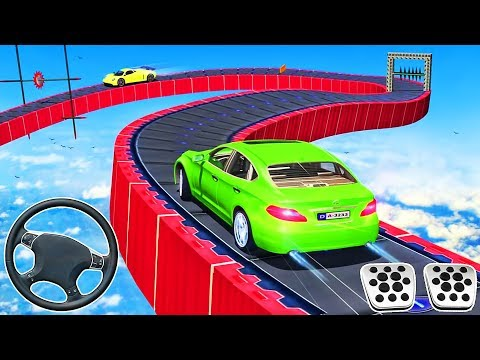 Crazy car driving: Ramp Car Stunts – Best Android Gameplay