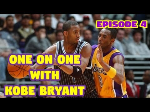 [One on One with Kobe Bryant] Episode 4: Taking on Tracy McGrady and the Stress of the 2004 Season