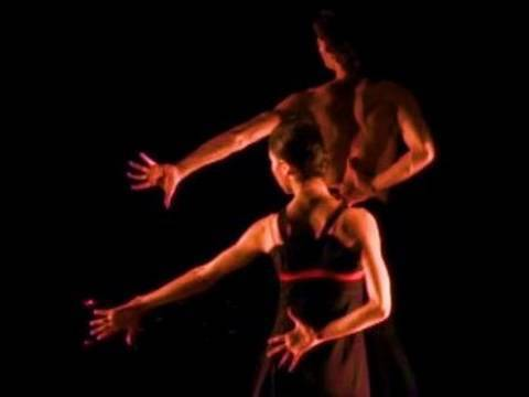 Joseph Cipolla's BREATHLESS to Arvo Prt . Configuration Dance Theatre Co-Founder Artistic Director