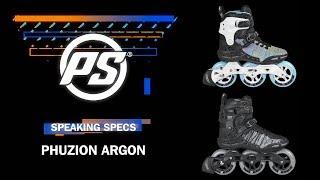 Inlines Powerslide Argon Trinity Women - 3x110mm