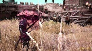 Видео к игре Black Desert из публикации: Black Desert - На корейских серверах появился новый класс Blader