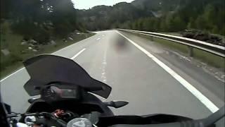 Maloja Switzerland  city pictures gallery : PASSO del Maloja Switzerland on a KTM 990 SMT JUNE 2010