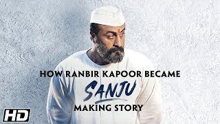 Video SANJU: Ranbir Kapoor to Sanjay Dutt - The Transformation | Rajkumar Hirani | In Cinemas Now MP3, 3GP, MP4, WEBM, AVI, FLV Agustus 2018