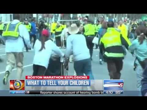 How to Talk to Your Child About Traumatic News Events