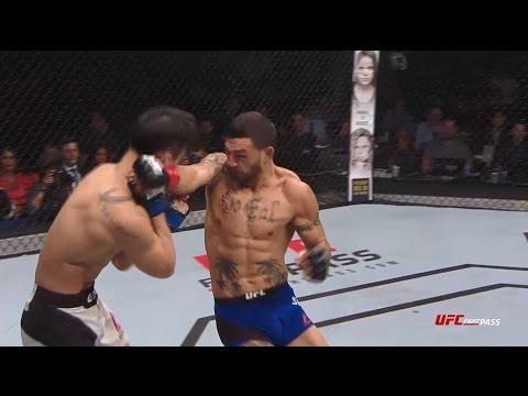 UFC 206: Fight Motion (видео)