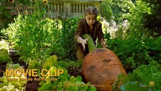 Miss Peregrine's Home For Peculiar Children - ['Some People Are Peculiar' Movie Clip in HD]