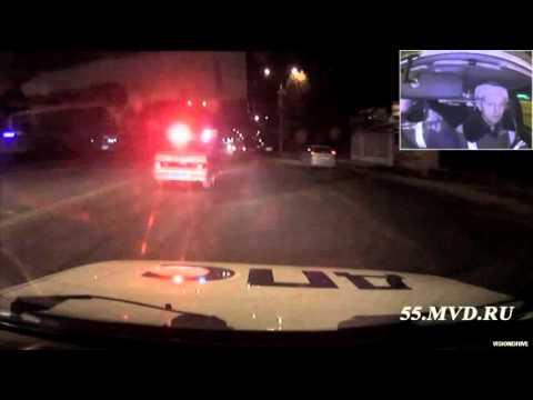 Попытка скрыться от полиции   Dо nот тrу то еsсаре frом тhе роliсе - DomaVideo.Ru