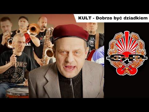 Tekst piosenki Kult - Dobrze być dziadkiem po polsku