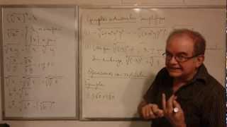 Algebra Intermedia - Lección 7 - A (suma Y Resta Con Radicales)
