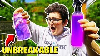 Video THE SPRAY THAT WILL MAKE ANYTHING UNBREAKABLE! MP3, 3GP, MP4, WEBM, AVI, FLV Juni 2019