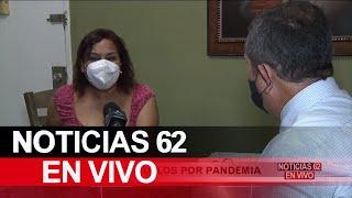 Problemas con vuelos por pandemia – Noticias 62 - Thumbnail