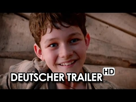 PAN Trailer German | Deutsch (2015) - Hugh Jackman HD