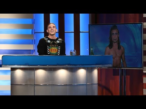 Adam Rippon Gives Hot Takes on Hot Topics