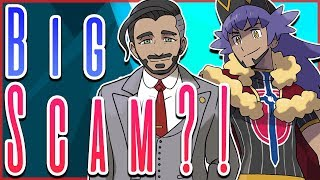 Is the Galar Pokémon League Actually a Scam?! Pokémon Sword and Shield by HoopsandHipHop
