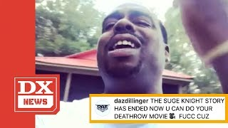 Daz Dillinger Laughs At Suge Knight's 28 Year Prison Sentence & Taunts Suge Knight Jr.