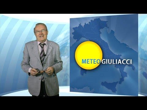 Previsioni meteo per lunedì 17. Ancora temperature sopra media