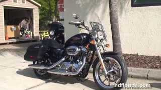 10. New 2014 Harley Davidson XL1200T Superlow Motorcycles for sale - Tampa, FL