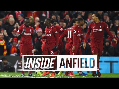 Inside Anfield: Liverpool 1-1 Leicester | TUNNEL CAM As The Reds Draw With The Foxes