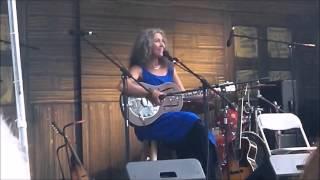 Lauren Sheehan - Deep River Blues - Live @ 2014 Portland Blues Festival