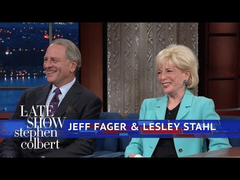 Jeff Fager And Lesley Stahl On 50 Years Of '60 Minutes'