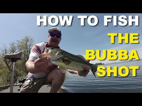 дропшот рыбалка видео