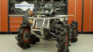 8. Can-Am Mud Build: Part 6
