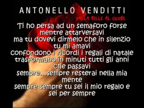 , title : 'Antonello Venditti - Regali di Natale con testo'