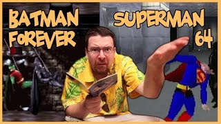 Video Joueur du Grenier - Superman 64 & Batman Forever MP3, 3GP, MP4, WEBM, AVI, FLV Juli 2017