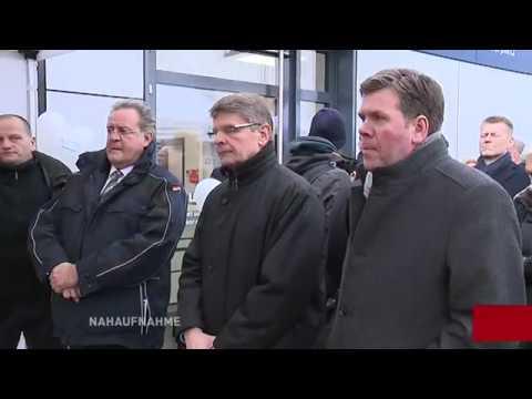 Polizeipräsident Klaus Kandt muss abtreten / Nahauf ...