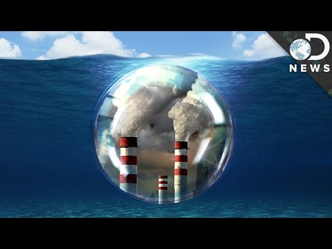 The Crazy Plan to Capture and Store CO2 Under the Ocean