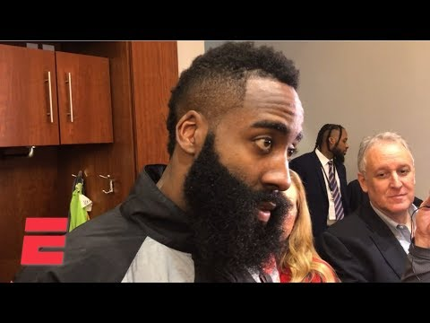 Video: James Harden isn't paying attention to his historic stats | NBA on ESPN